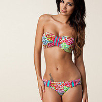 Multi Bandeau Bikini Set, Phax Swimwear