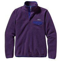 Patagonia Light Weight Synchilla Snap-T Pullover - Women's