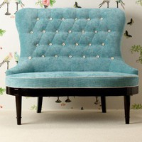 Ava 'Love Seat' - Benches - Furniture Nina Campbell