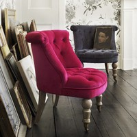 Trianon Chairs in Velvet