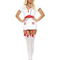 Naughty Nurse Costume | Sexy Clothes Womens Sexy Dresses Sexy Clubwear Sexy Swimwear | Flirt Catalog