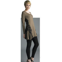 Java Lace Tunic - New Age & Spiritual Gifts at Pyramid Collection