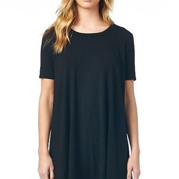 Lyndsey Tunic in Midnight