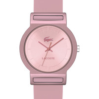 Lacoste Unisex Tokyo Pink Silicone Strap Watch 39mm 2020076