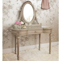 Normandy French Dressing Table