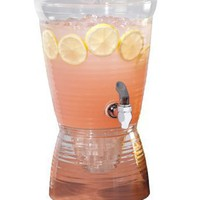 Acrylic Beverage Dispenser - 1.5 Gallon