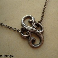SLYTHERIN Harry Potter Inspired Necklace in by jetaimeboutique