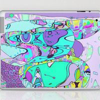 Purplicious Laptop &amp; iPad Skin by Ingrid Padilla  | Society6