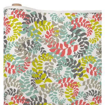 Heather Dutton Undertow Coral Fabric By The Yard