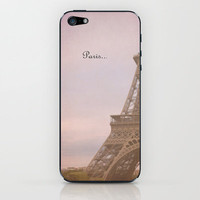 Paris... iPhone & iPod Skin by Ann B. | Society6