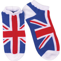 Union Jack Shortie