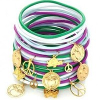 Jules Smith Charm School Vintage Jelly Bracelets