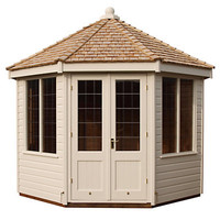 Buy Crane FSC Summerhouse, Cream online at JohnLewis.com