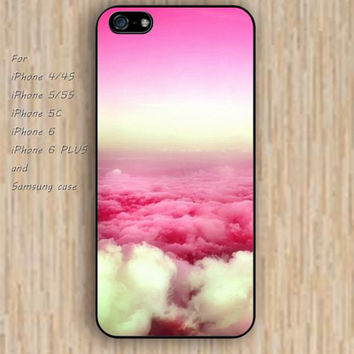 iPhone 5s 6 case colorful cloud phone case iphone case,ipod case,samsung galaxy case available plastic rubber case waterproof B282