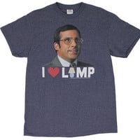 I Love Lamp - Anchorman T-shirt - MyTeeSpot - Your T-shirt Store