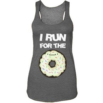 I Run For The Donut
