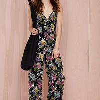 Vintage Betsey Johnson Bloomin' Jumpsuit