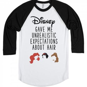 Disney Gave Me Unrealistic Hair Expectations