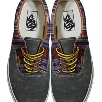 Vans Guate Olive Era Trainers - Buy Online at Grindstore.com