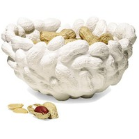 Areaware Peanut Bowl in White - Pop! Gift Boutique