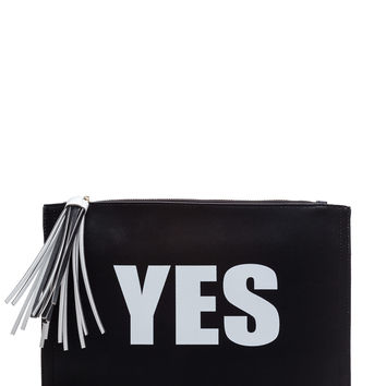 Yes Or No Clutch