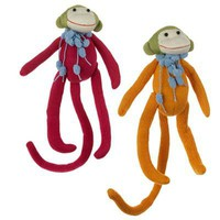 RAZ 20 Monkey Christmas Decoration