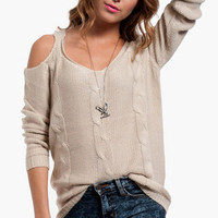 Alessandra Sweater Tunic $42