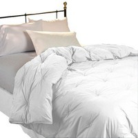 Down-Alternative Comforter - White