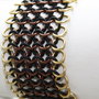 Gold, Bronze &amp; Black Bracer