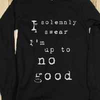 Harry Potter Quote Long Sleeve T-Shirt