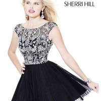 Sherri Hill 2814  Sherri Hill amandalinas specializing in bridal gowns, evening wear , prom dresses, mother of the bride and groom dresses,