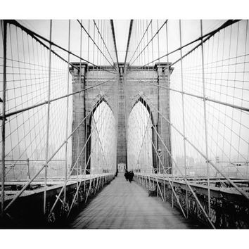 THE NEW YORK TIMES ARCHIVE - BROOKLYN BRIDGE - 1914