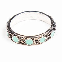 Turquoise Multi-Stone Ring