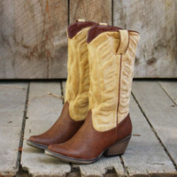 The Taylor Cowboy Boot, Rugged Boots & Shoes