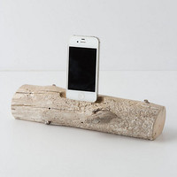 Driftwood iDock by Anthropologie Neutral One Size House & Home