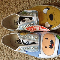 Made to order, Adventure Time Shoes