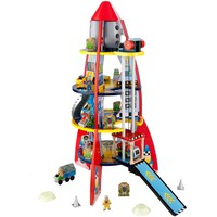 KidKraft Fun Explorers Rocket Ship