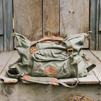Iron Horse Tote in Sage, Women's Rugged Clothing & Accessories