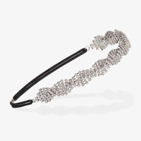 Twisted Rhinestone Headwrap