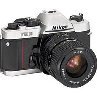 Nikon FM10 35mm SLR Camera with 35-70mm Lens