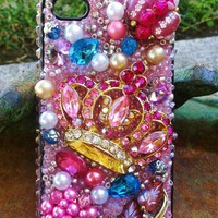 Gorgeous Pink Princess IPhone 4/4s .. on Luulla