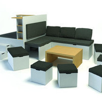 Matroshka Furniture Webshop - Sarek
