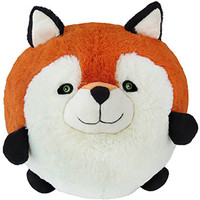 Squishable Fox: An Adorable Fuzzy Plush to Snurfle and Squeeze!