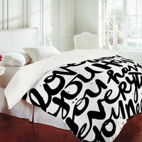 DENY Designs Home Accessories | Kal Barteski If You Love Duvet Cover
