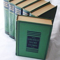Greatest Short Stories 1940 6 Volume Set Collier