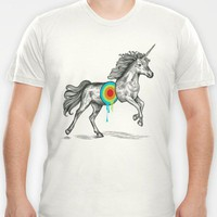Unicore II T-shirt by Rachel Caldwell | Society6