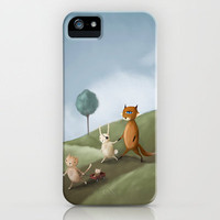 The Incredible Journey iPhone Case by Dale Keys | Society6