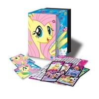 My Little Pony Friendship is Magic Fluttershy Collectors Box - Walmart.com