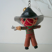 Freddy Krueger Voodoo Doll String M.. on Luulla