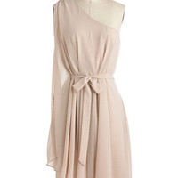 Champagne Soiree Dress | Mod Retro Vintage Dresses | ModCloth.com